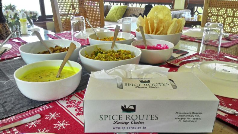 Spice Routes