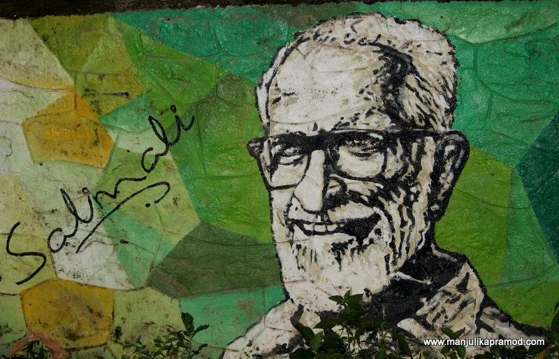 Wall Art, Street Art, Sálim Moizuddin Abdul Ali,
