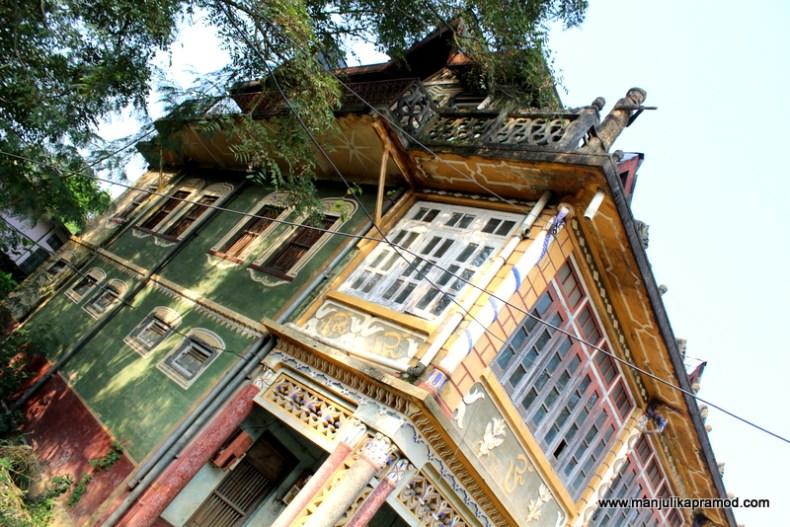 Pragpur, heritage