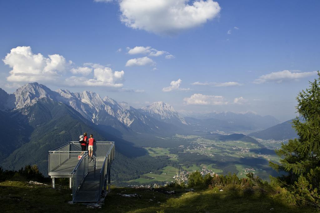 Hiking Sonnenplateau