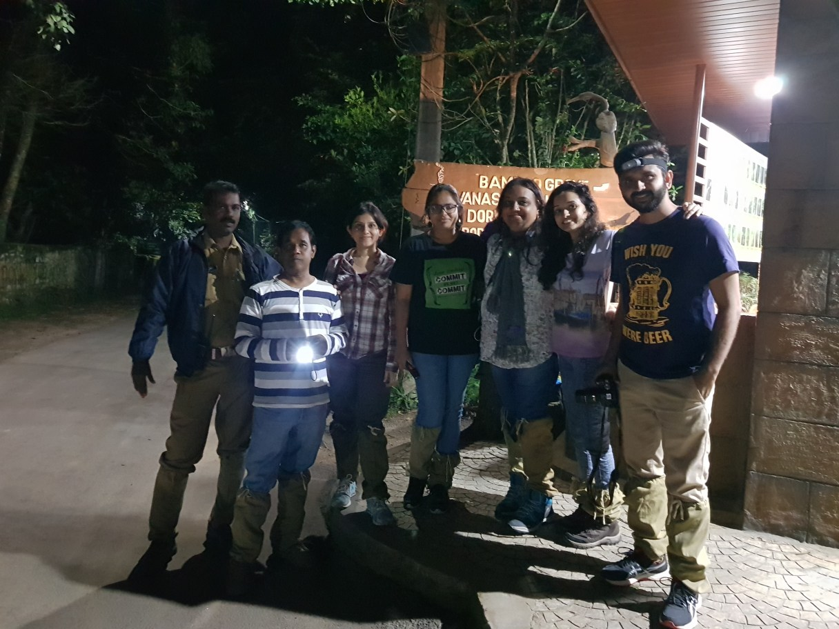 Jungle Scouting, Periyar, Tiger Reserve,