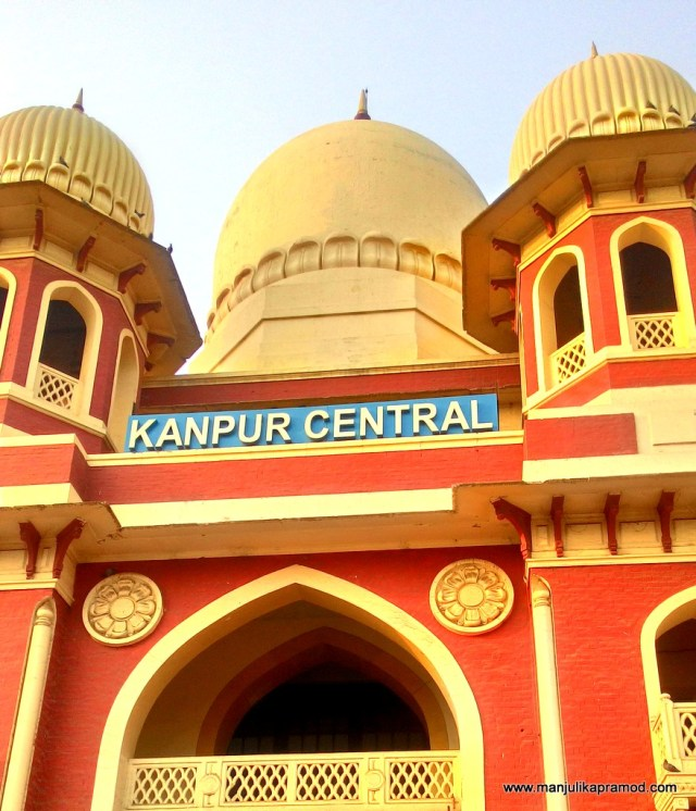 Kanpur, Central, Railway Station