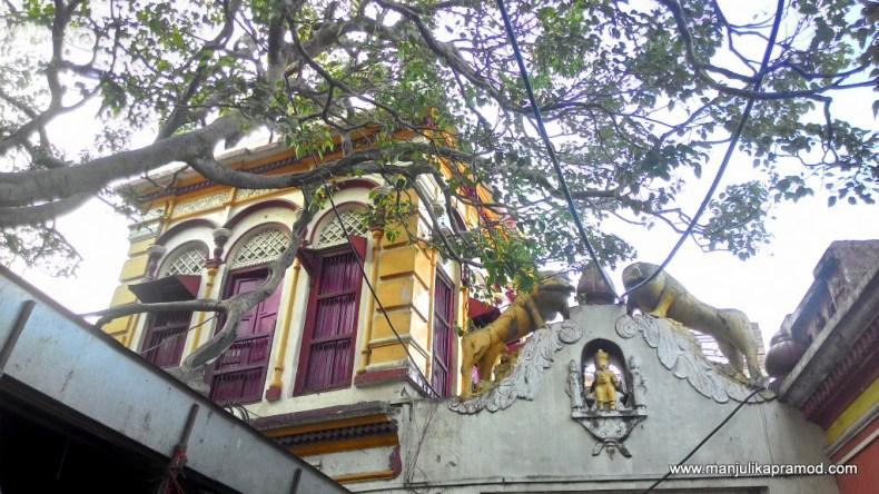 Parmat temple