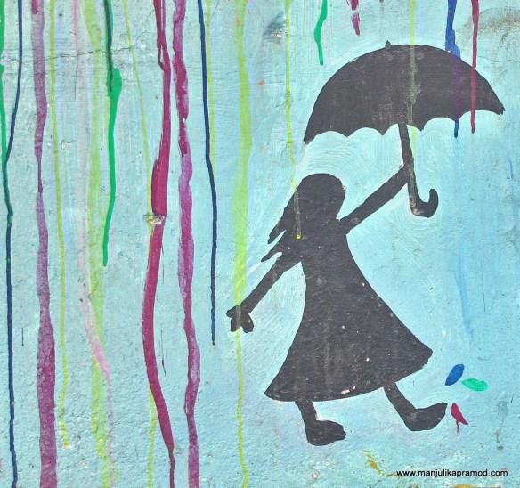 Kanpur street art, Wall art, Travel and art