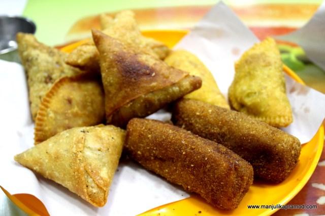 Sri Lankan street food