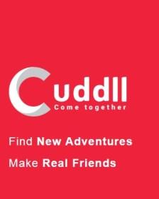 Cuddl, Travel, App