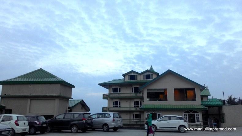 Sterling hotel in Kufri