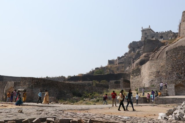 Golconda, Fort, Hyderabad