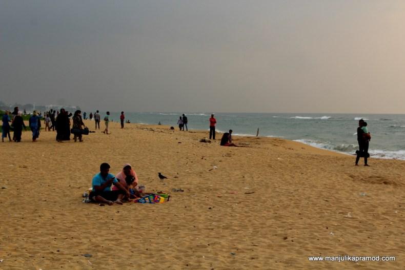 Wellawatte Beach, Colombo