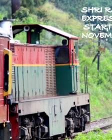 India to Sri Lanka, Train Journey