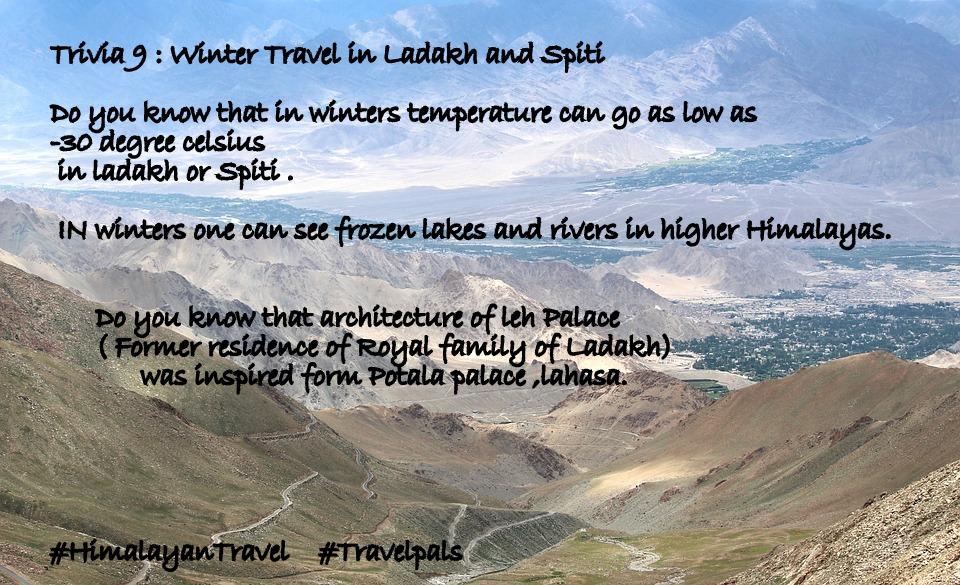 Ladkah, Spiti, Himalayas