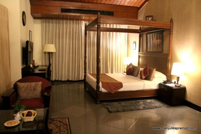 Resort in Corbett