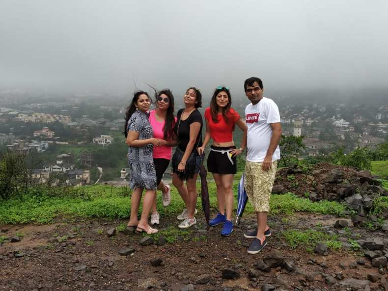 Valley view, Lonavala