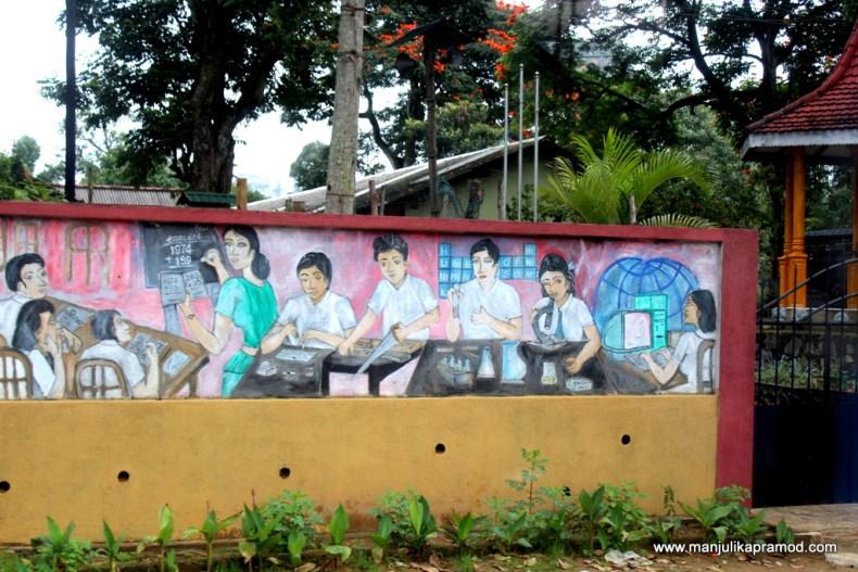 Urban art in Sri Lanka