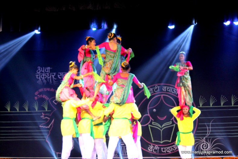 Chhattisgarhi dancers
