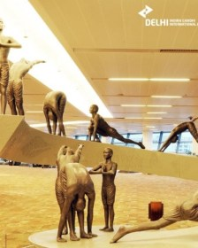 DELHI- Indira Gandhi International Airport