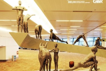 DELHI- Indira Gandhi International Airport