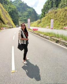 Chimpu to Hollongi Highway