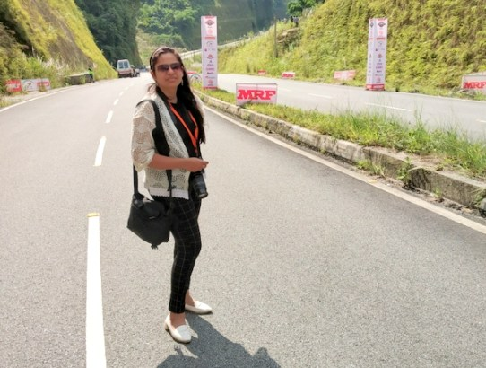 Rally of Arunachal, Surakhsha App And Tourist Police Launch