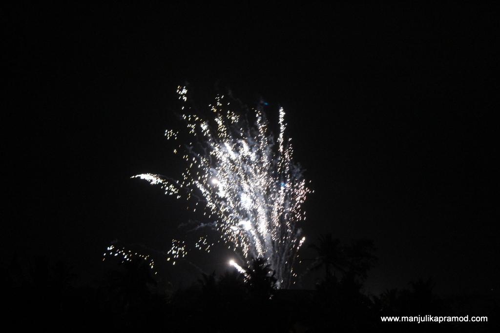 Welligama, Sri Lanka, New Year
