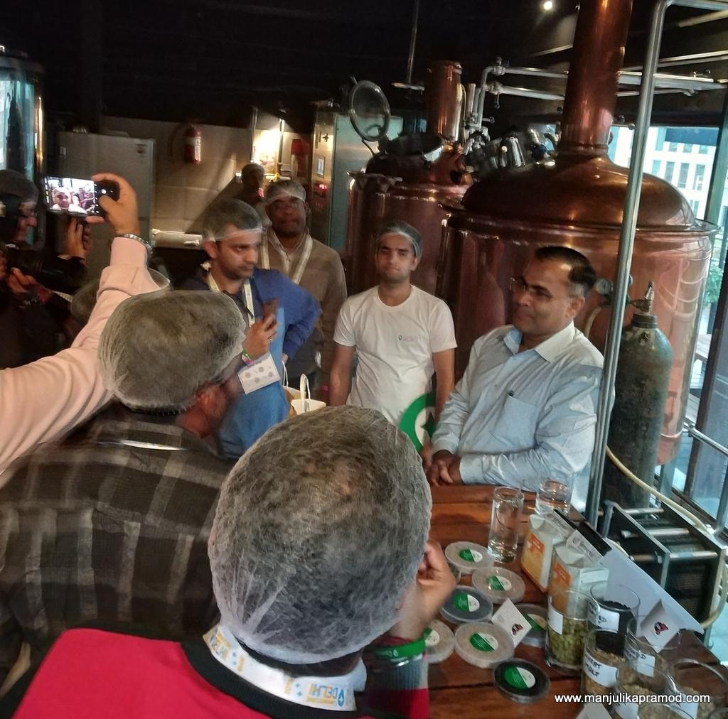Brewery, Brewmaster