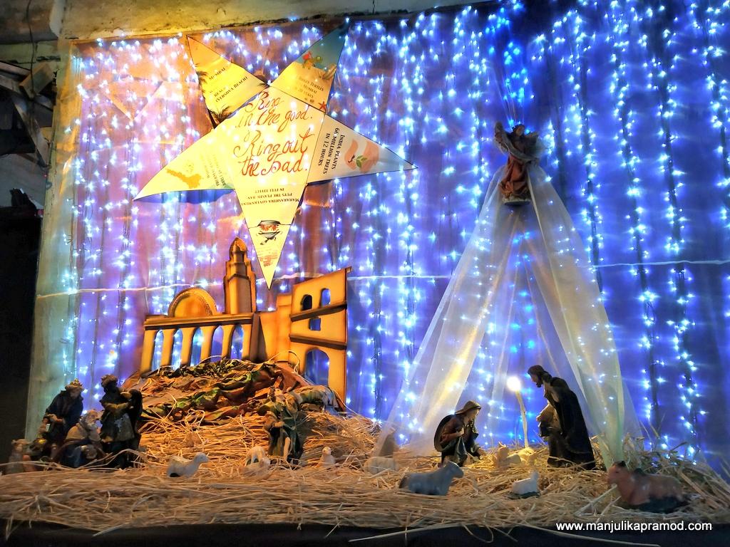 Christmas feel at Chapel Road