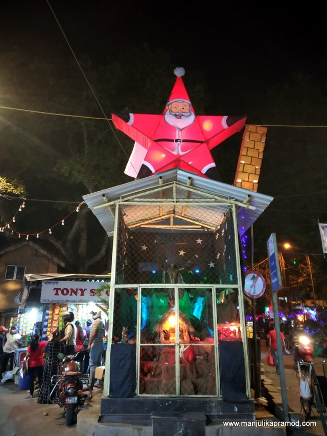 Christmas celebrations in Bandra, Mumbai