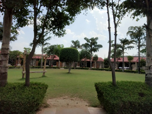 Places to stay in Mathura.