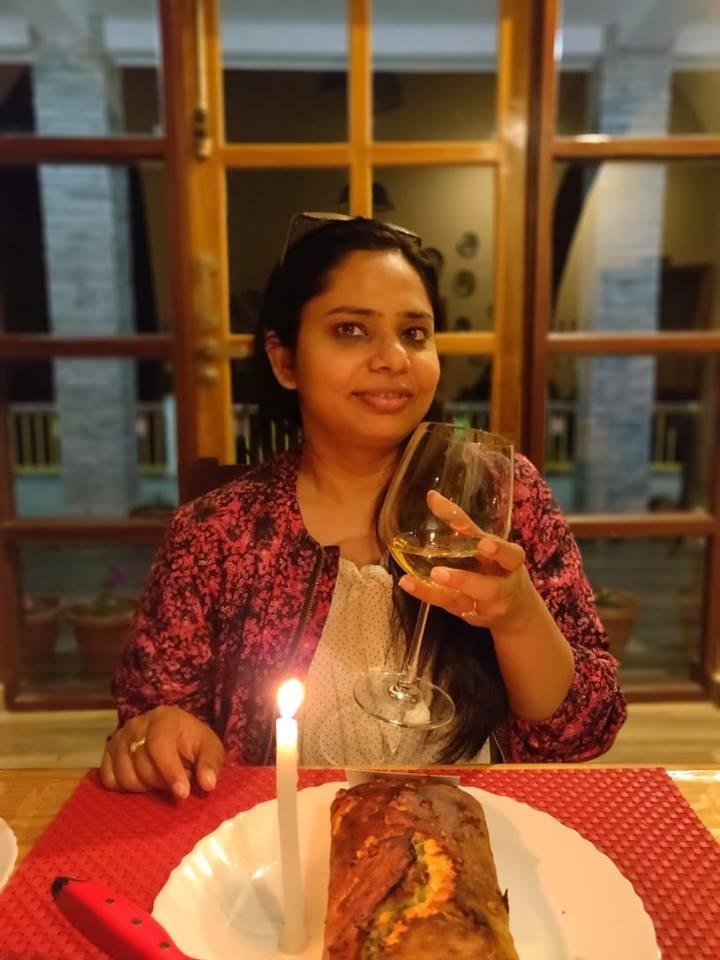 Parvada Bungalows, Birthday, Manjulika