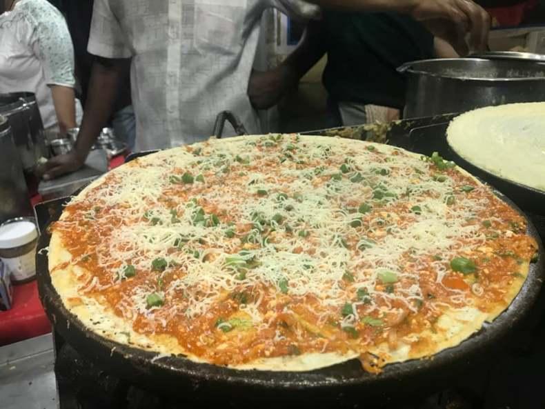 Mumbai has a very interesting street food culture..