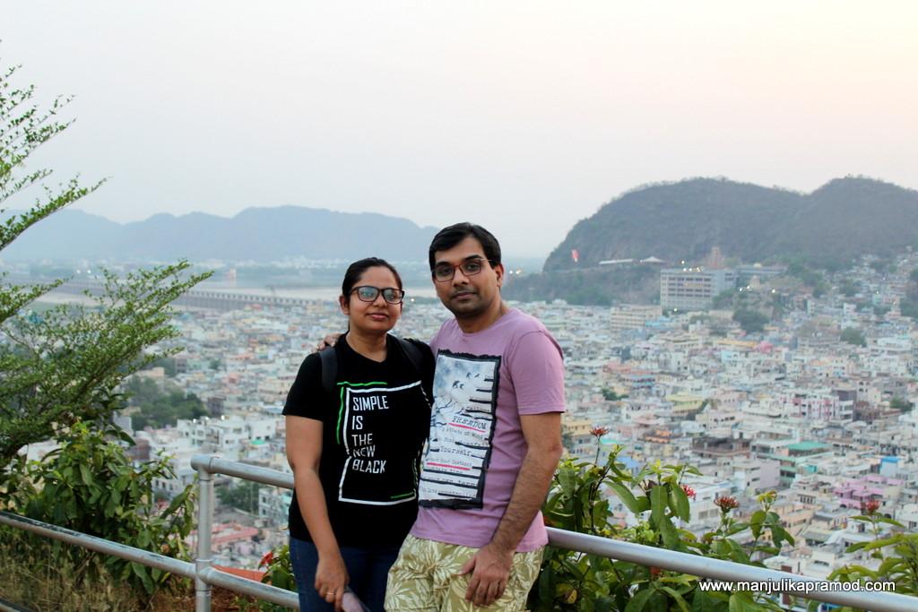 Vijayawada blogger