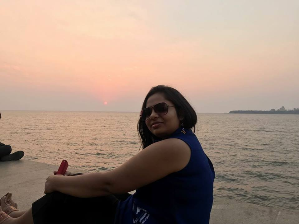 Travel blogger of India -Manjulika Pramod