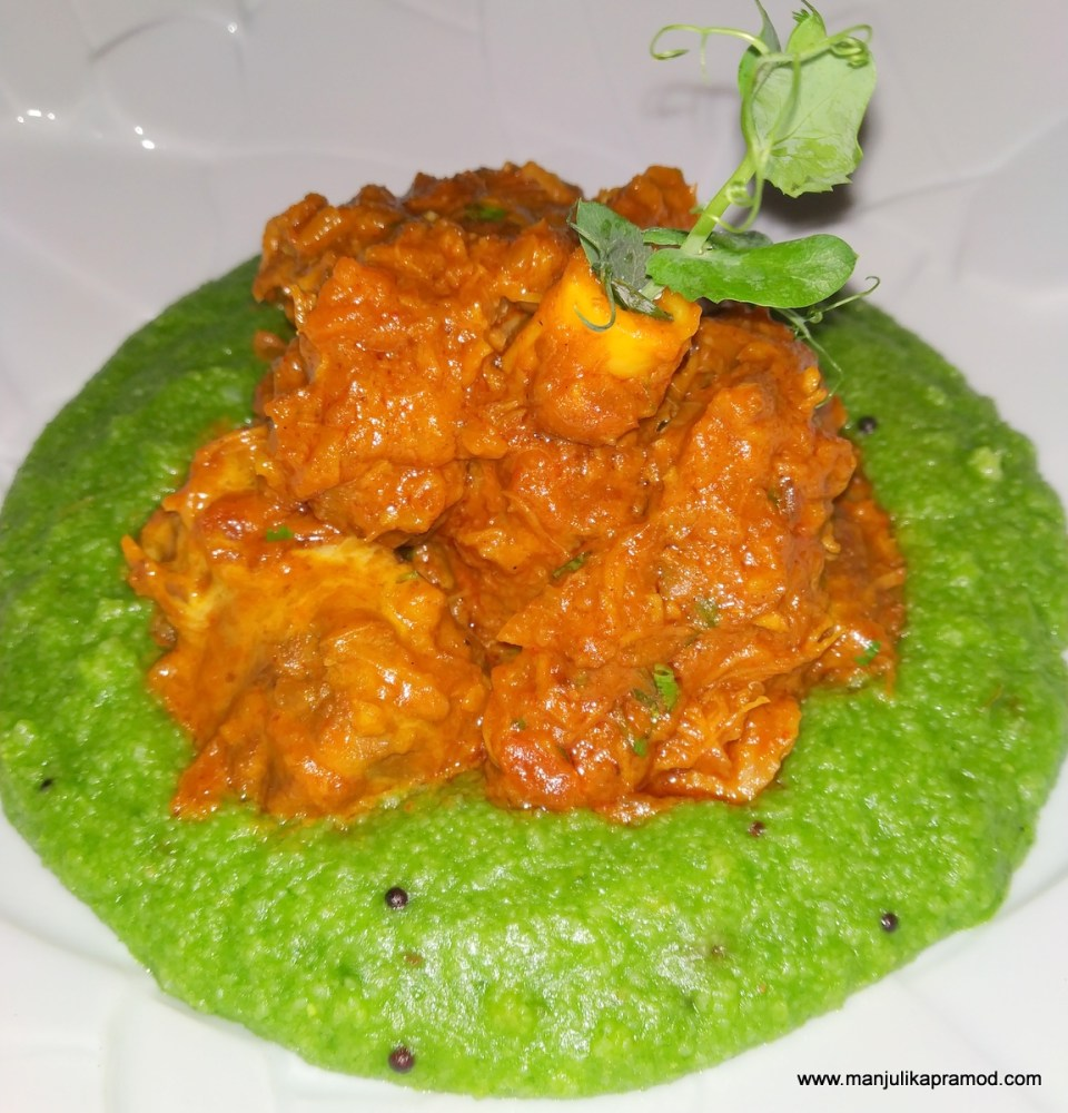 Indian fusion in Bahrain
