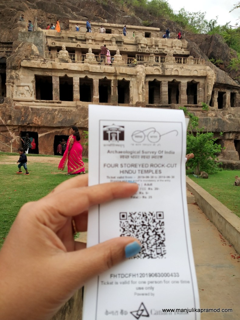 How to reach Undavalli Caves?