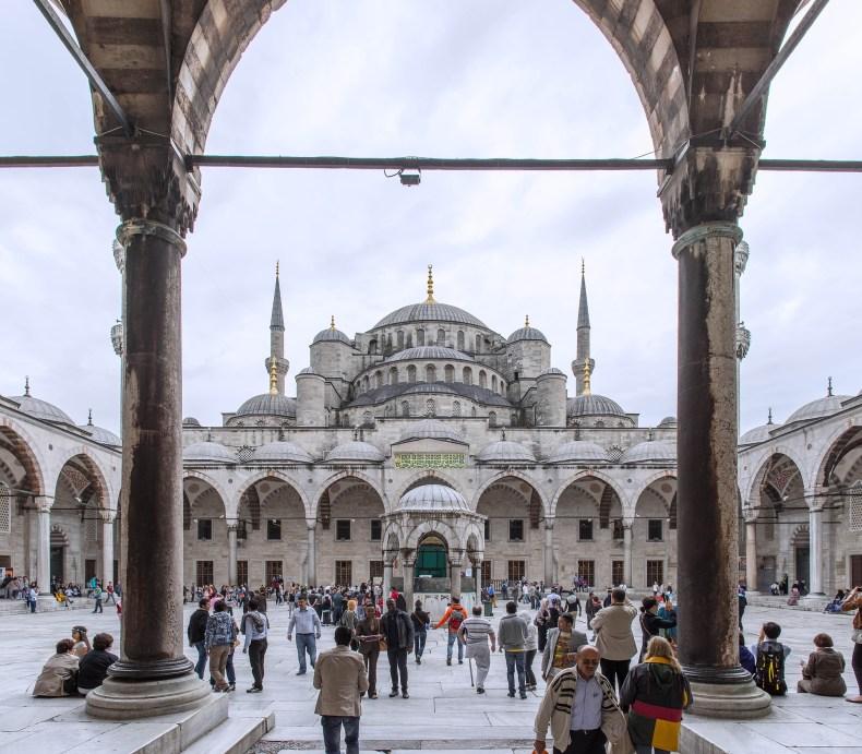 Aya Sofia in istanbul