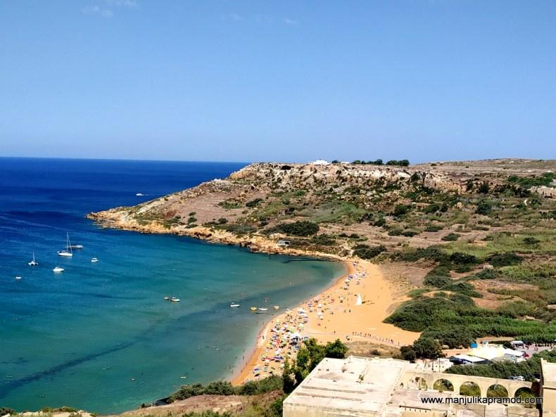 Travel, Malta, Cirkewwa, Bus in Malta, Public transport, Tal Pieta, Charming lady, Gozo, Comino, Blue lagoon of Malta.