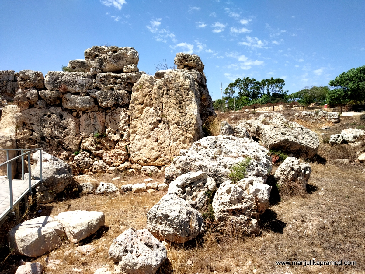Megalithic Temples of Malta (Maltese It-Tempji Megalitiċi ta' Malta