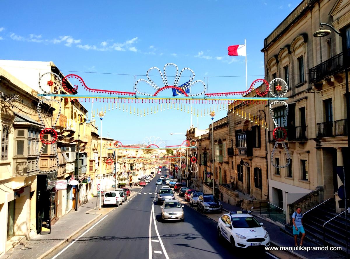 Festivals in Malta, Sunday feasts of Malta, Travel in Malta