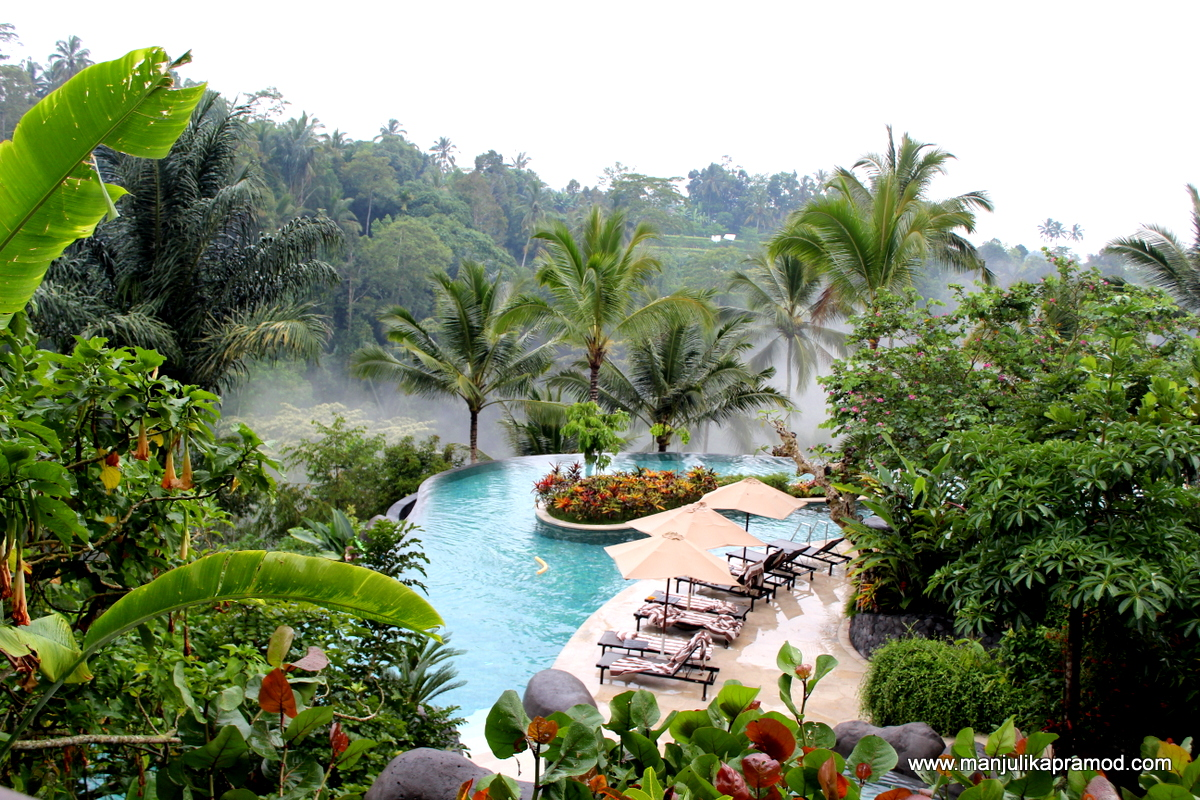 Ubud is my favorite in Bali and its also very famous for adventure activities