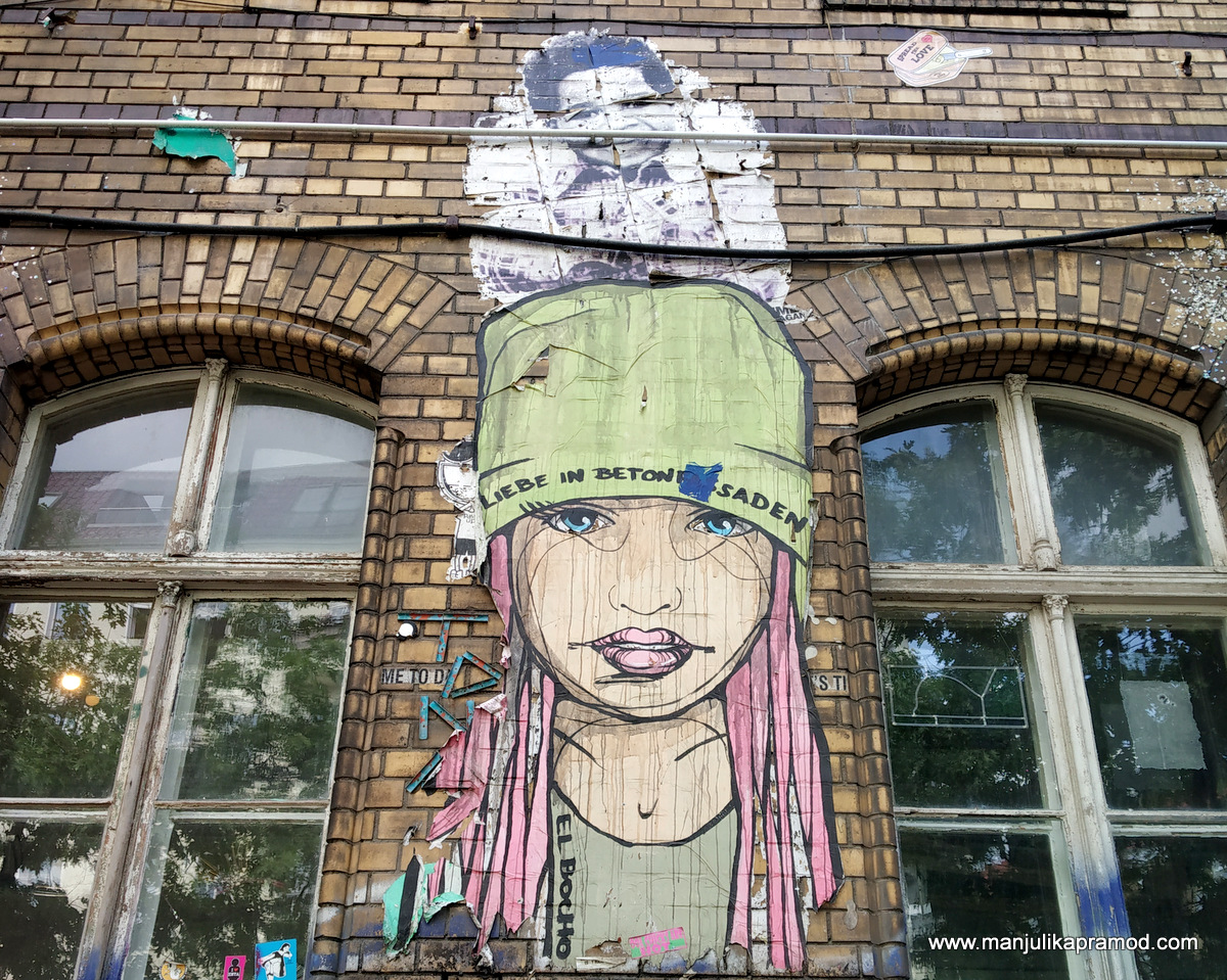 Berlin street art guide