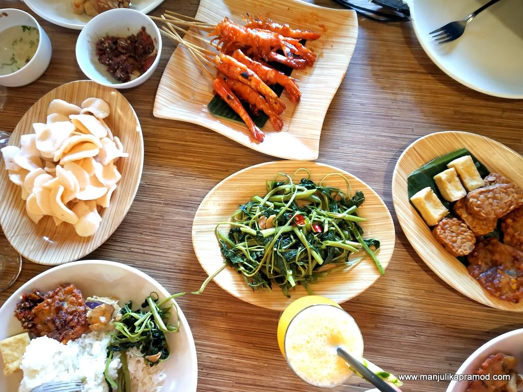 Bale Udang Mang Engking Ubud restaurant