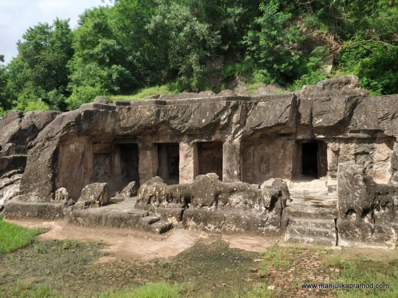 Akkana Madanna cave temples of Vijayawada