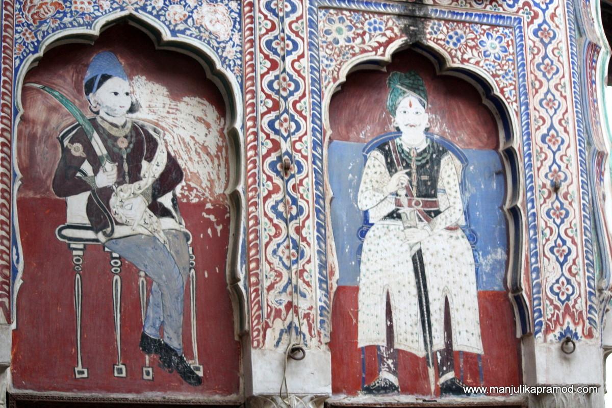 Nawalgarh frescoes