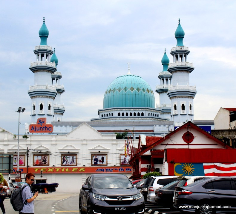 Blue Mosque in Klang- Malaysia Trip