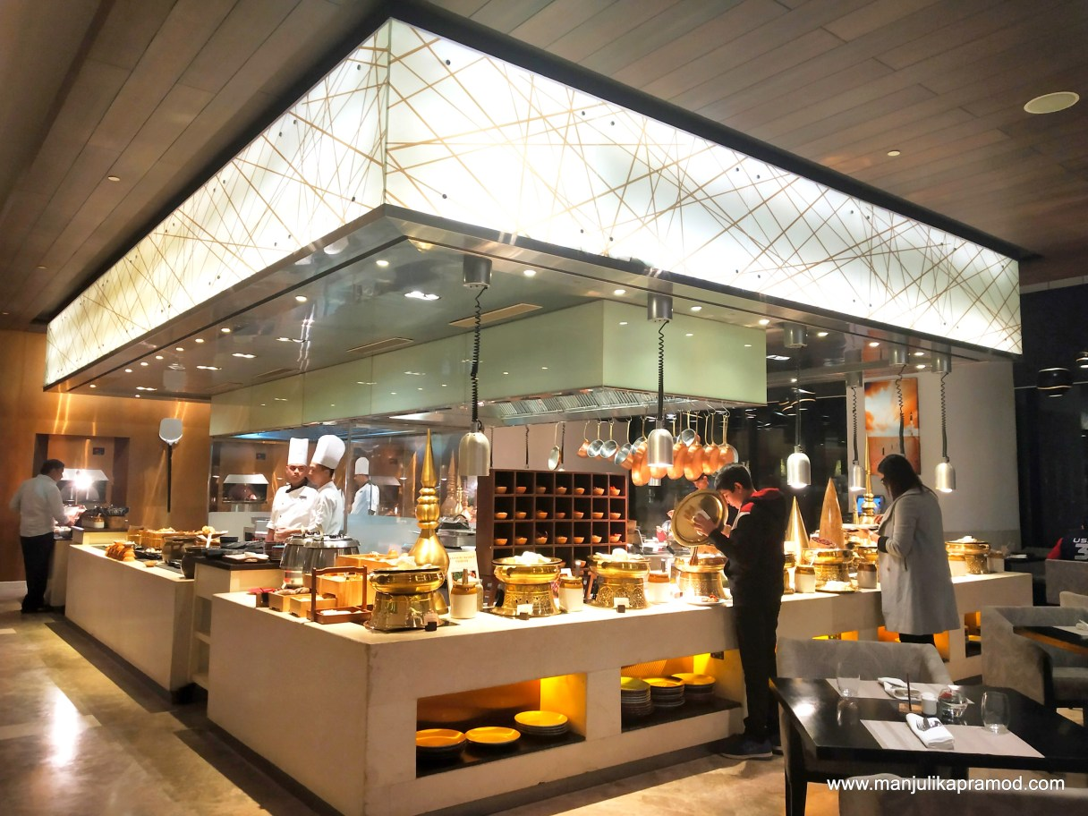 Good restaurants near Delhi International Airport