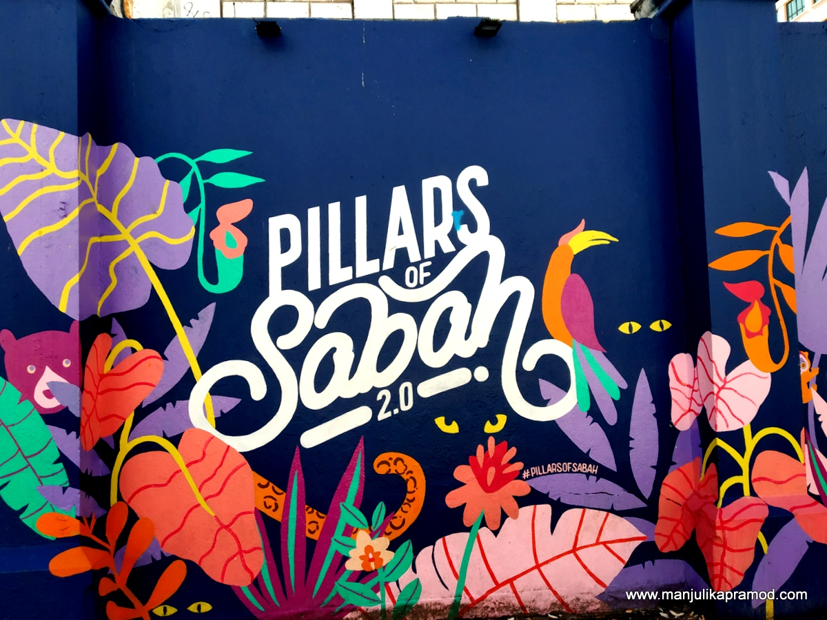 How a ruined building became Pillars of Sabah!