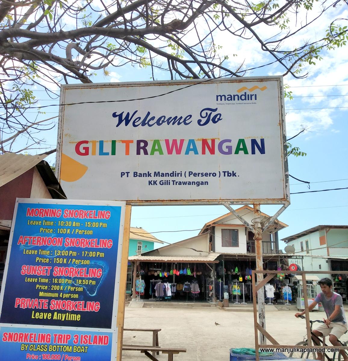 Welcome to GILLITRAWANGAN