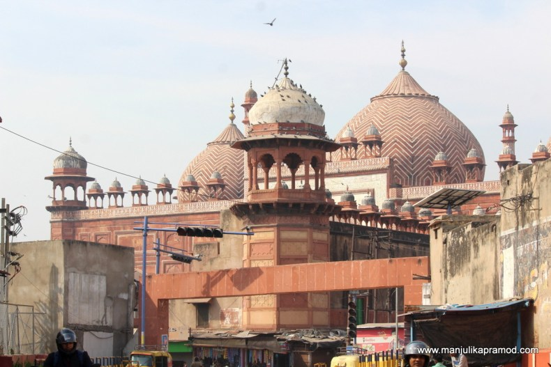 Jami Masjid in Agra!
