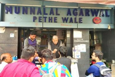 City walks of Agra