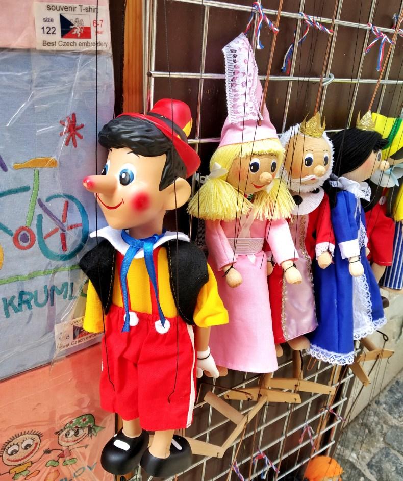 Puppets of Cesky